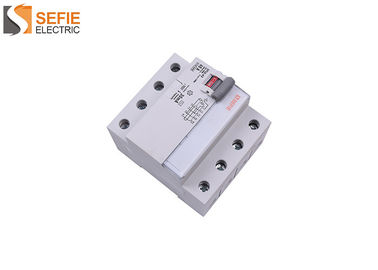 Good Quality Electrical Safety Circuit Breakers & 240V Residual Current Circuit Breaker RCCB / 2 Pole Circuit Breaker IP20 on sale