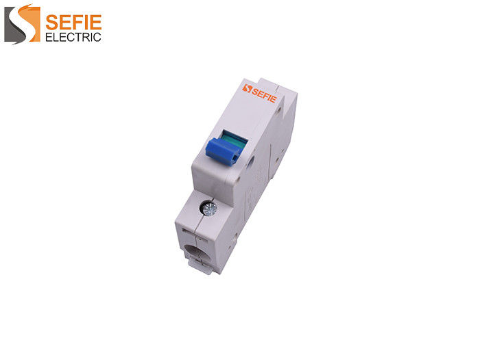 MCB 1P 2P 3P 4P 6A 16A 20A 40A 63A AC 230V 400V Electric Mini circuit breaker