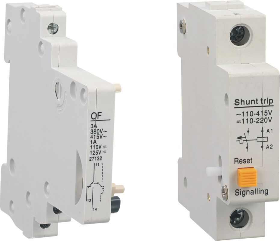 Mini Electrical Safety Circuit Breakers / adjustable 1 pole circuit breaker