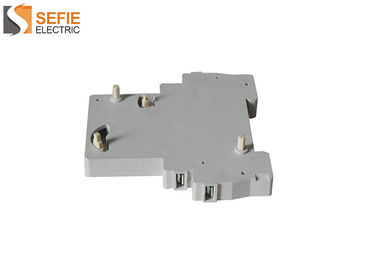 AC 6A Electrical Safety Circuit Breakers C45 DZ47 Auxiliary Contact