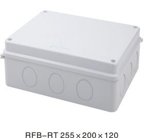 Wondrous Abs Waterproof Wire Junction Box Outdoor Electrical Junction Box 50 X 50 Wiring Database Gramgelartorg